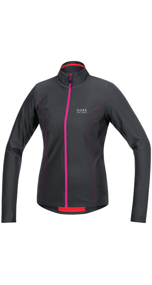 GORE BIKE WEAR Element Thermo - Maillot manches longues Femme - noir